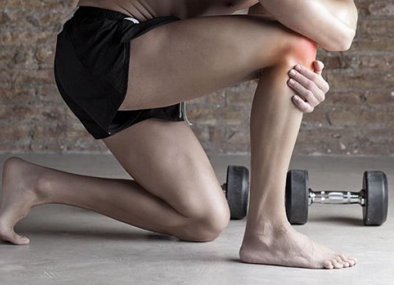 Осложнение на колене