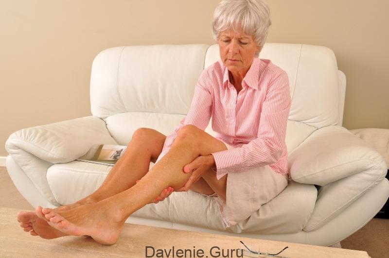 Стеноз артерий ног