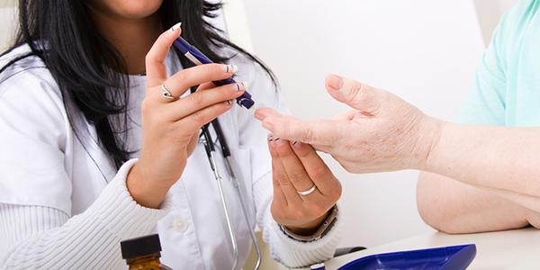 Диагностика сахара в крови