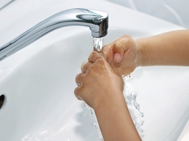 Охлаждение руки