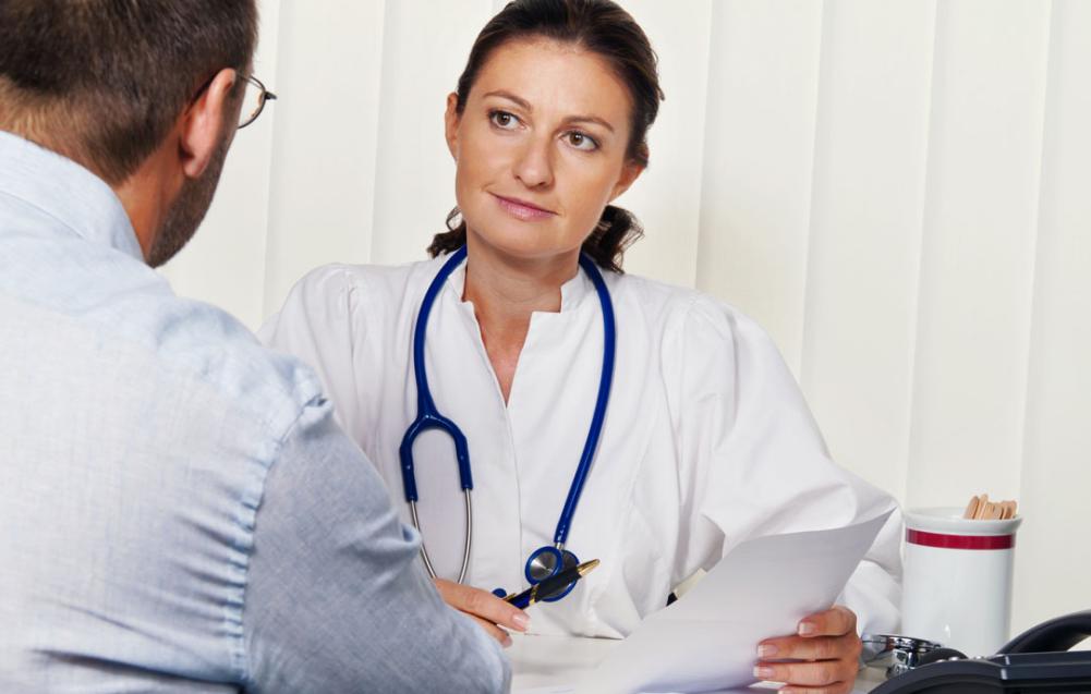 Стоит посетить врача