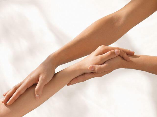 Реабилитация работы руки