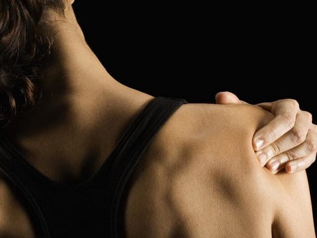 Болевые ощущения в плече