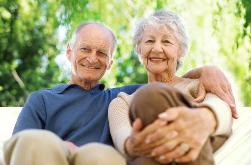 Люди семидесятилетнего возраста