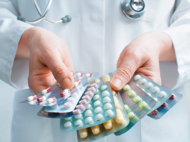 Успокаивающие таблетки