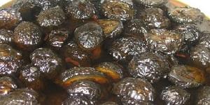 Классическое варенье из грецких орешков
