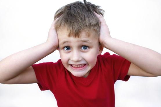 Эмоциональный стресс у ребенка