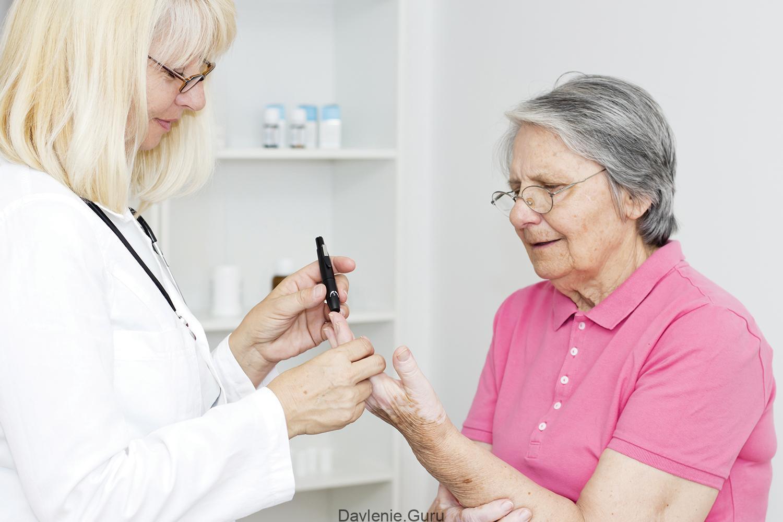 Холестерин у лиц старше 50 лет