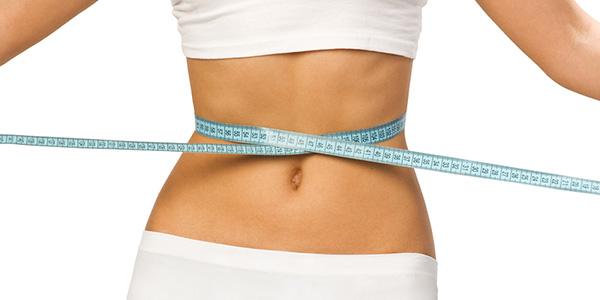 Измерить объем талии