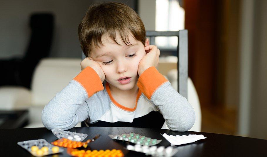 Детям лекарственный продукт не назначают