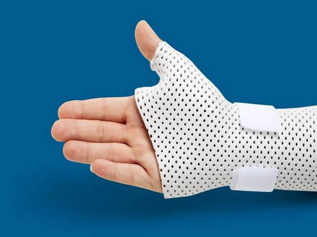 Медицинский ортез для руки