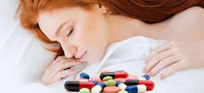 Лекарства от бессонницы без привыкания , что выбрать?
