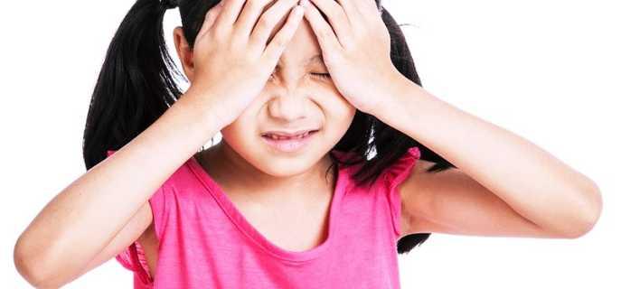 Как лечить ВСД у детей