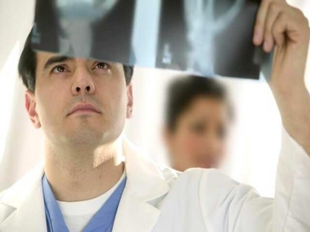 Обследование детских рентгеновских снимков