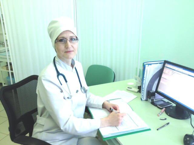 Диагностика ушиба грудной клетки
