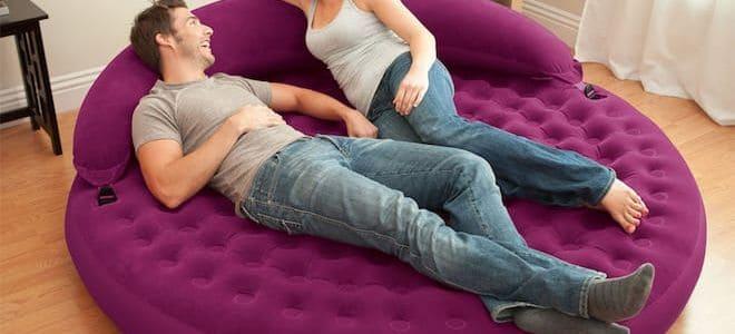 Как починить прохудившийся надувной матрас?