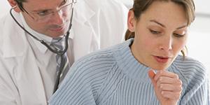 Причины кашля, диагностика