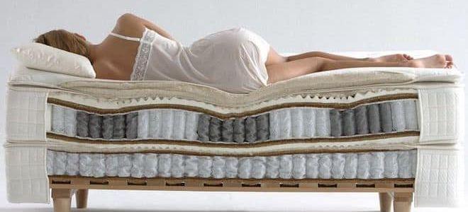 Зональные матрасы для качественного сна