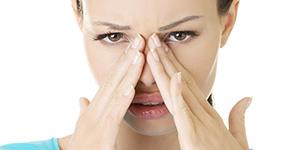 Боль в носу и в голове