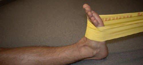 Реабилитация после перелома лодыжки после снятия гипса