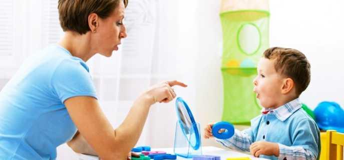 Симптомы, причины и лечение дизартрии у детей