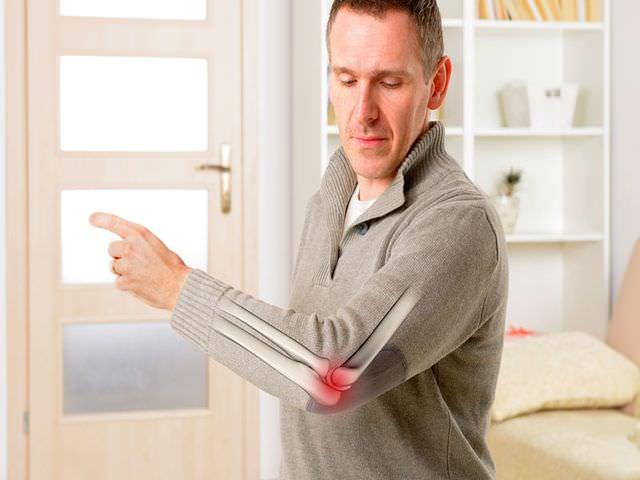 как лечить заболевание локтевого сустава