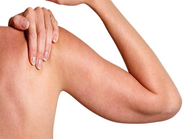 Причины возникновения боли в плечевом суставе правой руки