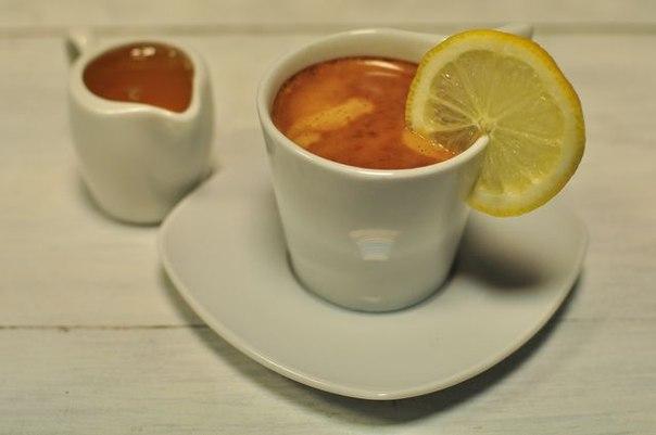Кофейно-лимонная смесь