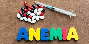 Таблетки от анемии