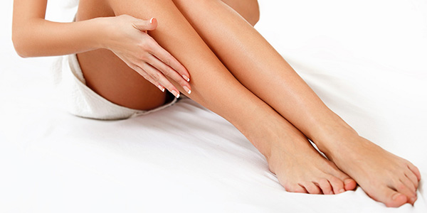 Женские руки и ноги