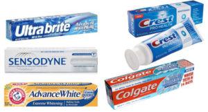 Какой есть лучшая зубная паста для отбеливания зубов