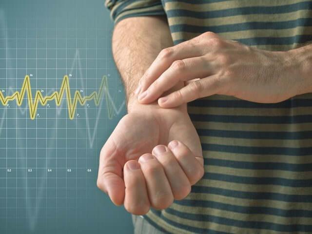 Снижение сердечных сокращений