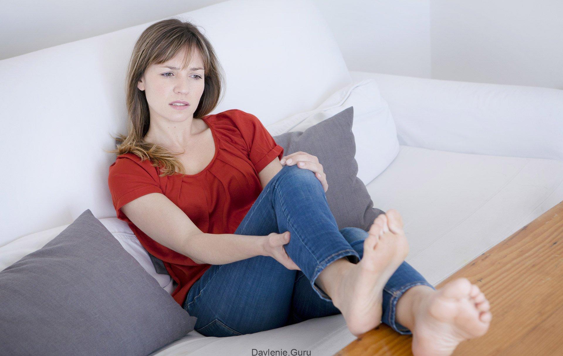 Резкая спонтанная боль