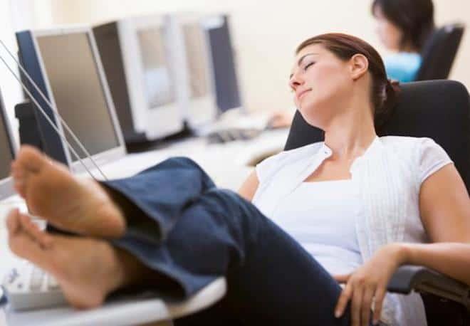 способы взбодриться на работе
