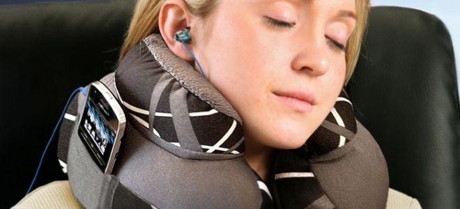 Как выбрать подушку для путешествий, удобную для шеи детям и взрослым?