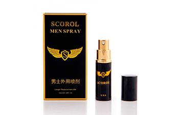 Scorol Men Spray