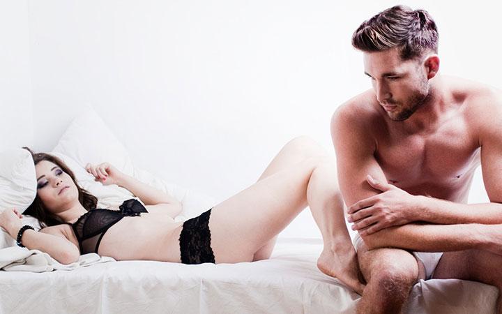 Насыщенная сексуальная жизнь