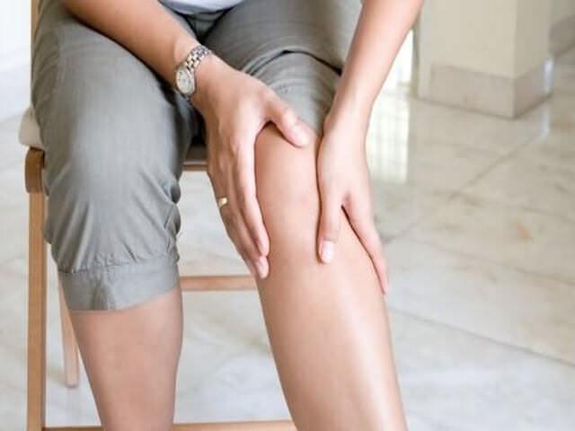 Боль в ноге
