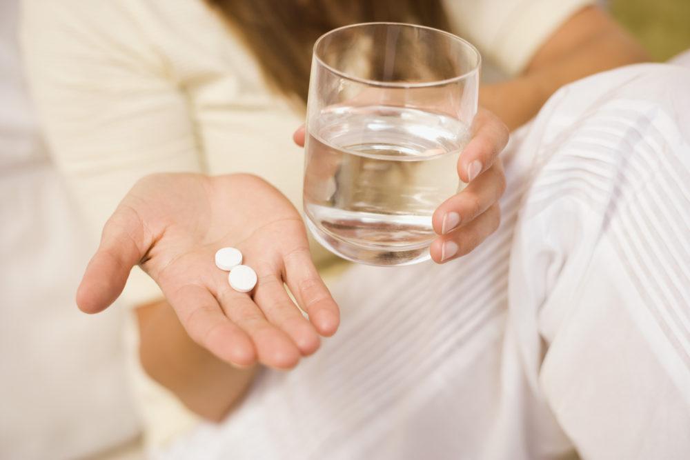 Таблетки принимаются после еды