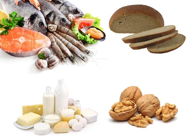 Перечень полезных продуктов