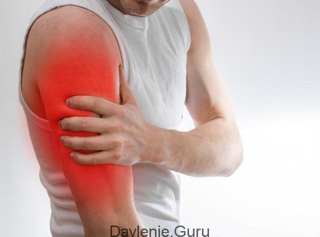 Деградирующая атрофия мышц