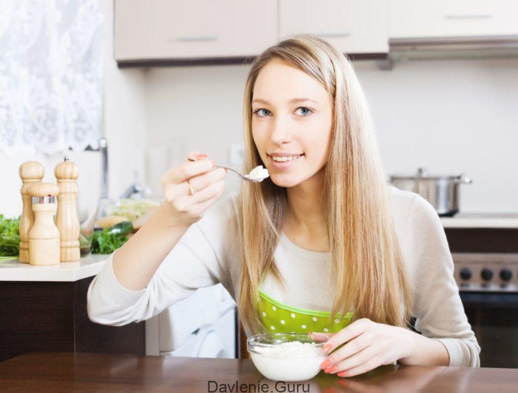 Употребление творога при повышенном холестерине