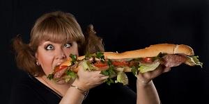 Неумеренное питание