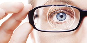 Глаз и очки