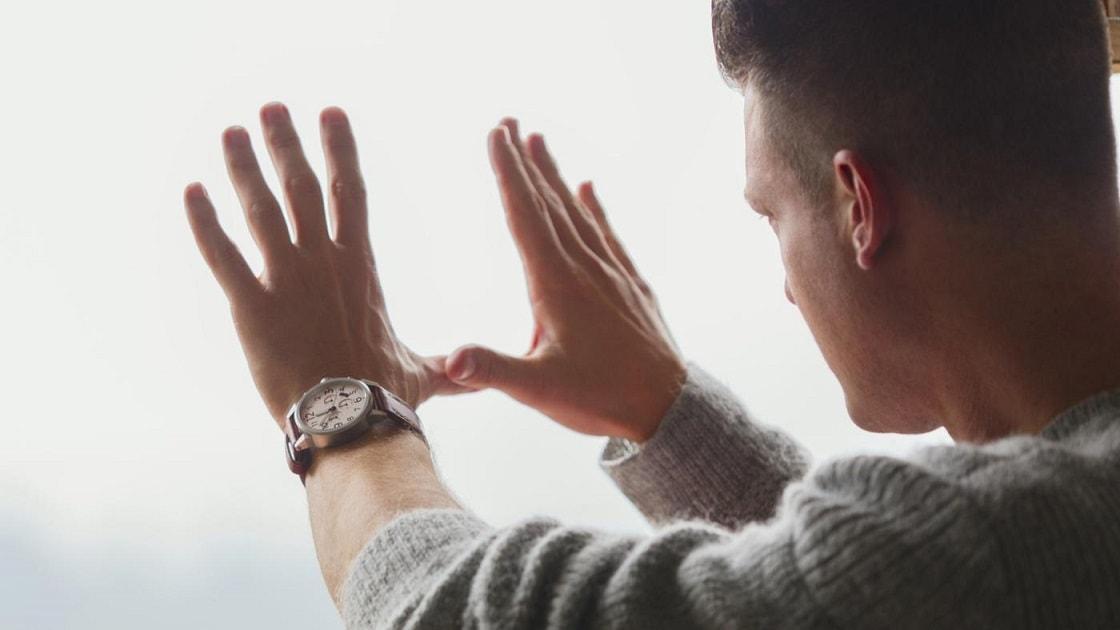 Тремор пальцев
