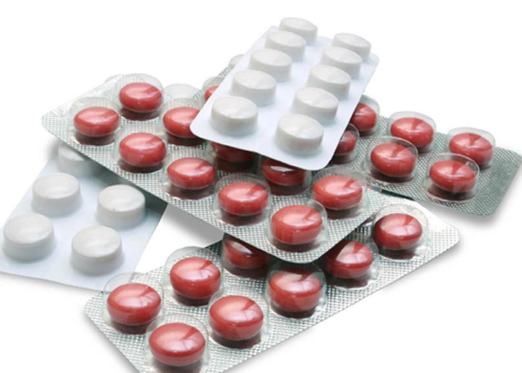 Лекарственные комбинации