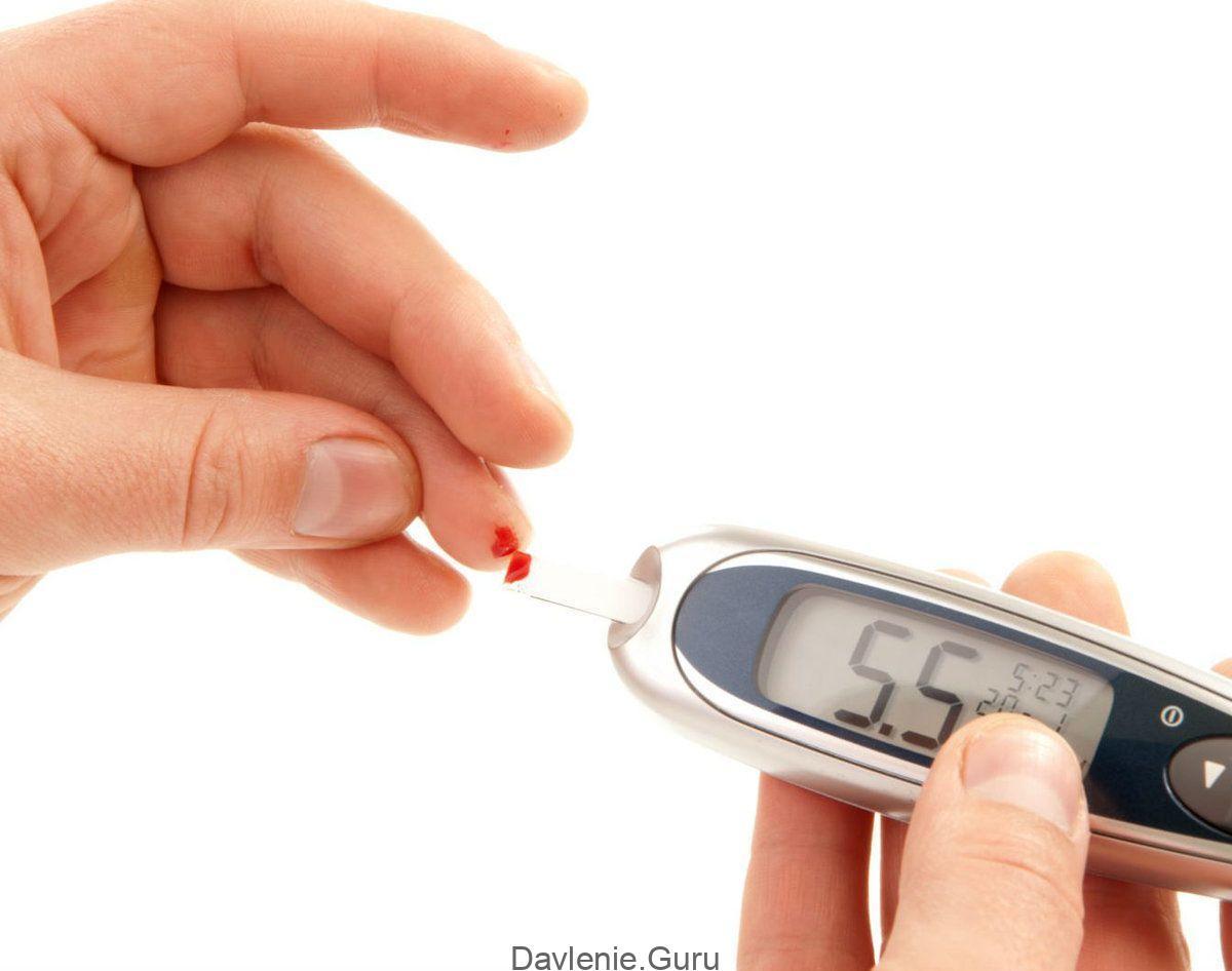Следить за уровнем глюкозы