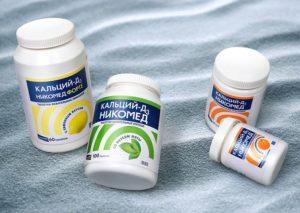 Препараты кальция при переломах