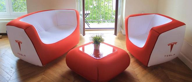 надувные кресла и стол