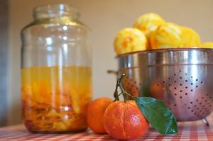 Эффективные настойки для похудения из фруктов